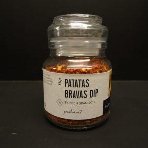 Patatas Bravas Dip