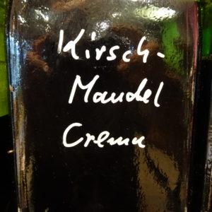 Kirsch Mandel Crema