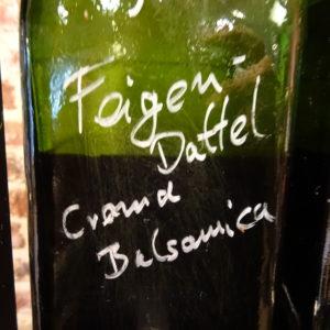 Feigen Dattel Crema