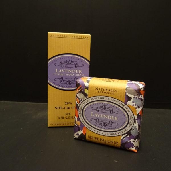 Lavender Soap & Creme