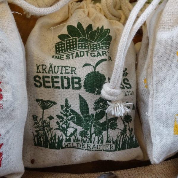 Seedbombs Wildkräuter