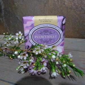 Plum Violet Soap