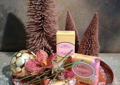Rose Petal Handcreme und Seife