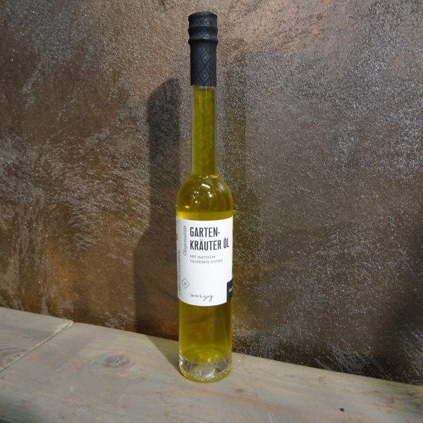 Gartenkräuteröl